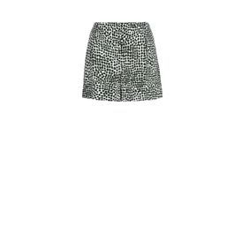 STELLA McCARTNEY, Shorts, Painted Spot Merit Shorts 
