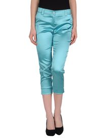 BLUGIRL BLUMARINE - 3/4-length trousers