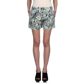 STELLA McCARTNEY, Shorts, Neon Abstract Merit Shorts