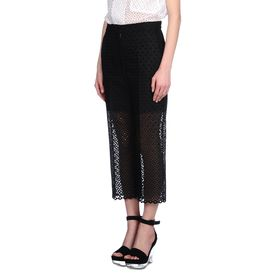 STELLA McCARTNEY, Tailored, Cutwork Embroidery Lydia Trousers