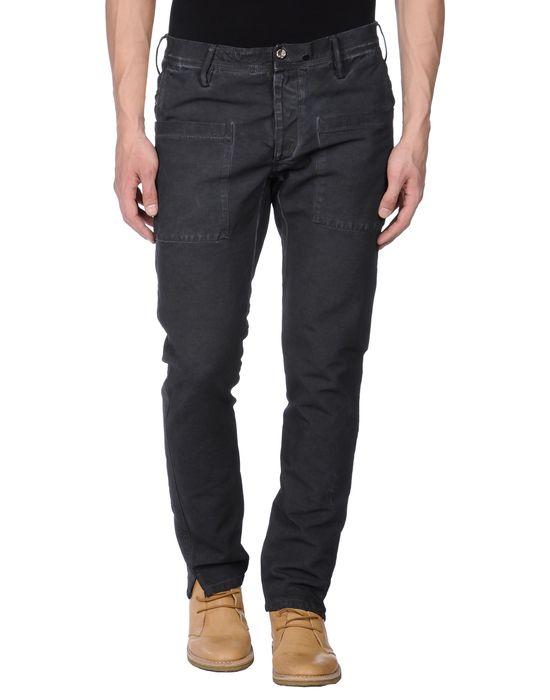 Повседневные брюки AVIATIC. Цвет: темно-синий
