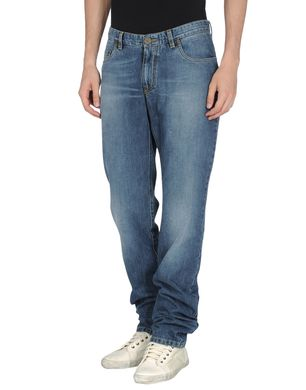 BRIONI - Denim trousers