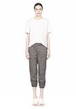 T by ALEXANDER WANG  FRENCH TERRY SWEATPANTS PANTS Adult 8_n_f