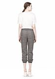 T by ALEXANDER WANG  FRENCH TERRY SWEATPANTS PANTS Adult 8_n_r