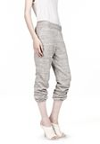 T by ALEXANDER WANG  FRENCH TERRY SWEATPANTS PANTS Adult 8_n_e