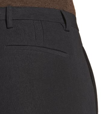 ZZEGNA: Formal trouser Dark brown - 36441972BK