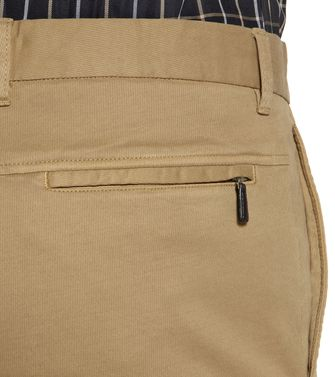 ERMENEGILDO ZEGNA: 5-pockets Pants Steel grey - 36442107OU
