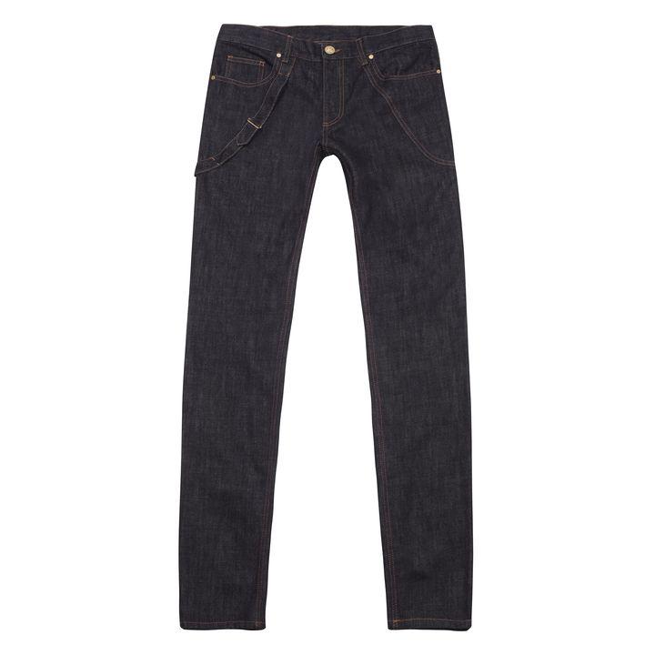 Alexander McQueen, Denim Harness Jeans