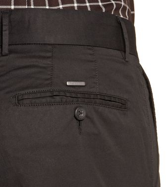 ZEGNA SPORT: Casual trouser Dark brown - 36444542CV
