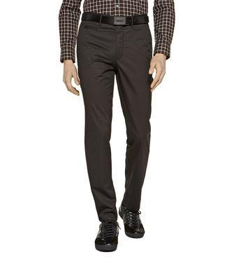 ZEGNA SPORT: Casual trouser Blue - Grey - Maroon - 36444542CV