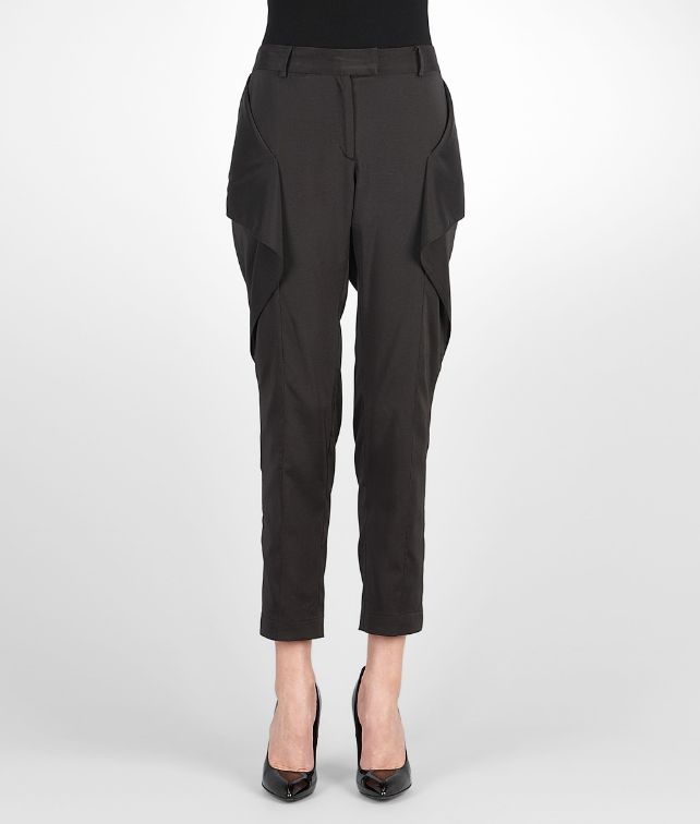 Nero Light Silk Pant