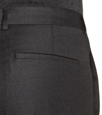 ZZEGNA: Casual trouser Steel grey - 36447984IJ