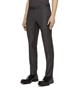 ZZEGNA: Casual trouser Grey - 36447984IJ