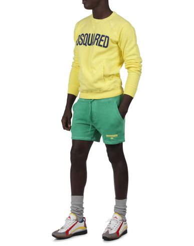 DSQUARED2 - Short felpa