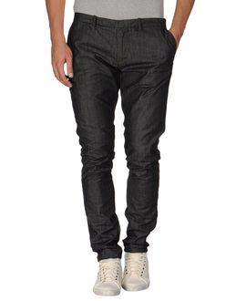 PAOLO PECORA - Džinsu apģērbu - džinsa bikses