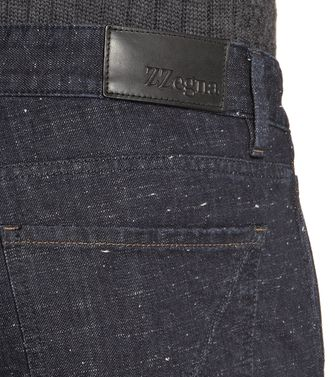 ZZEGNA: Denim Nero - 36462004QO