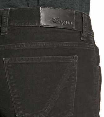 ZZEGNA: 5-pockets Pants Black - 36462062AP
