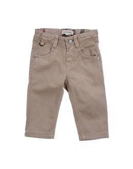 BURBERRY LONDON - ДЖИНСОВАЯ ОДЕЖДА - Джинсовые брюки