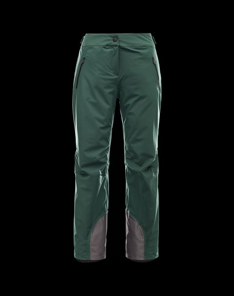 MONCLER GRENOBLE Women - Spring-Summer 14 - PANTS - Casual pants -