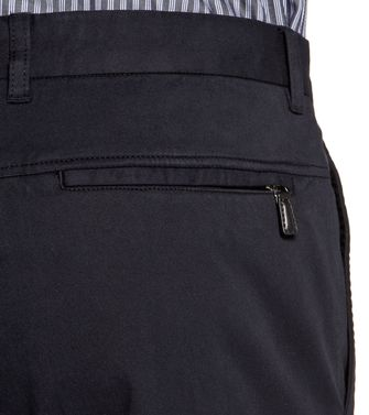 ERMENEGILDO ZEGNA: Casual trouser Black - 36466286TM