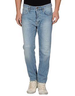 (+) PEOPLE - ДЖИНСОВАЯ ОДЕЖДА - Джинсовые брюки