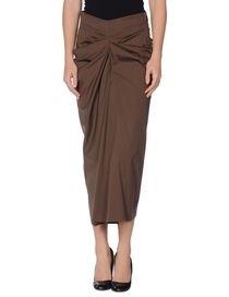 GUNEX - 3/4 length skirt