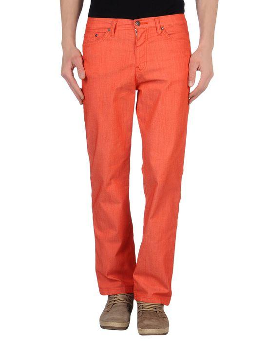цена  PLEATS PLEASE ISSEY MIYAKE Повседневные брюки  онлайн в 2017 году