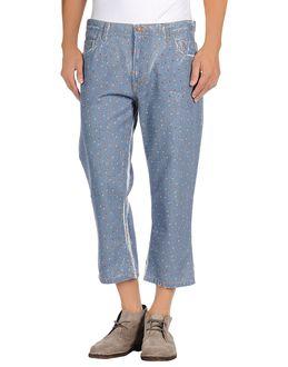DOLCE & GABBANA - Džinsu apģērbu - džinsa bikses-капри