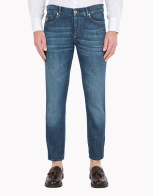 BRUNELLO CUCINELLI Denim trousers U M0Z37J1180 f