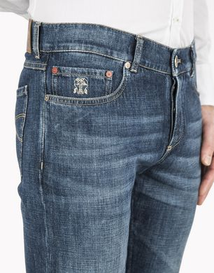 BRUNELLO CUCINELLI M0Z37J1180 Denim trousers U d