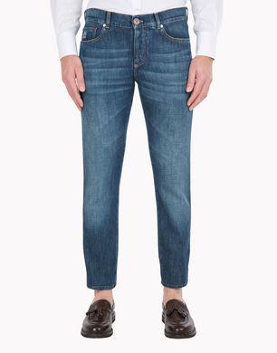 BRUNELLO CUCINELLI M0Z37J1180 Denim trousers U f