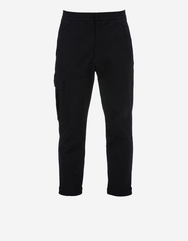 Y-3 Online Store -, Y-3 Cropped Cargo Pants