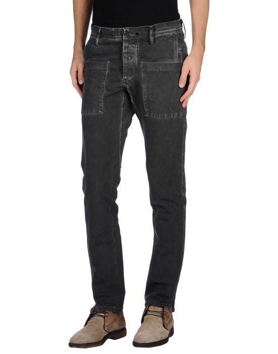 Повседневные брюки AVIATIC. Цвет: стальной серый