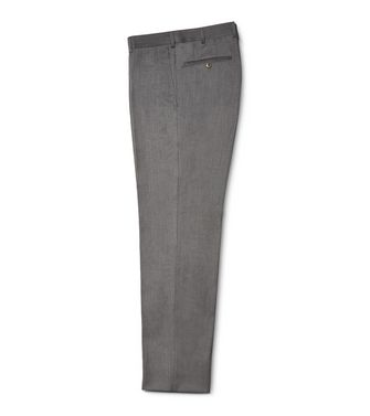 ERMENEGILDO ZEGNA: Dress pants Black - 36485532IE
