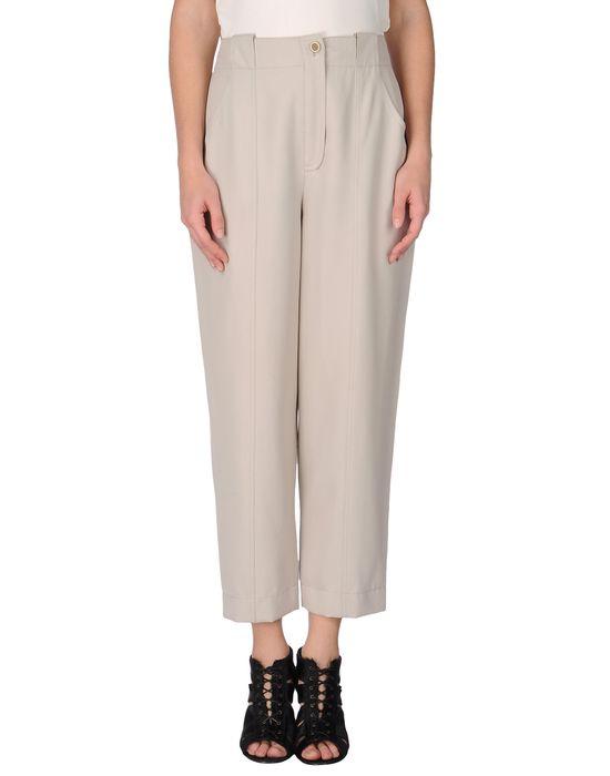 цена  KRIZIA POI... Повседневные брюки  онлайн в 2017 году