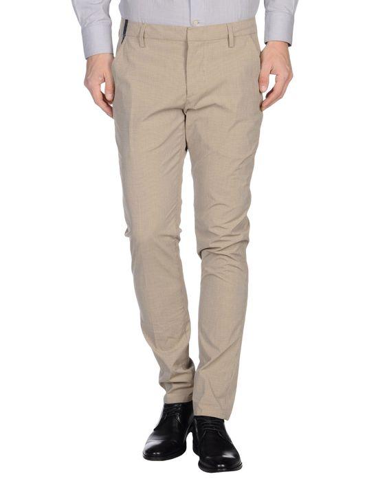 Классические брюки DONDUP. Цвет: бежевый