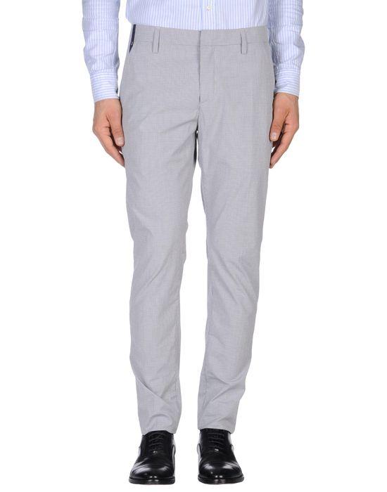 Классические брюки DONDUP. Цвет: светло-серый