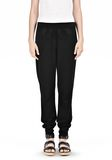 T by ALEXANDER WANG RAYON TRIBLEND SWEATPANTS PANTS Adult 8_n_e