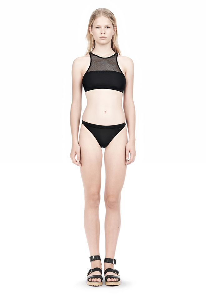 T by ALEXANDER WANG BIKINI BOTTOM Swimwear Adult 12_n_f