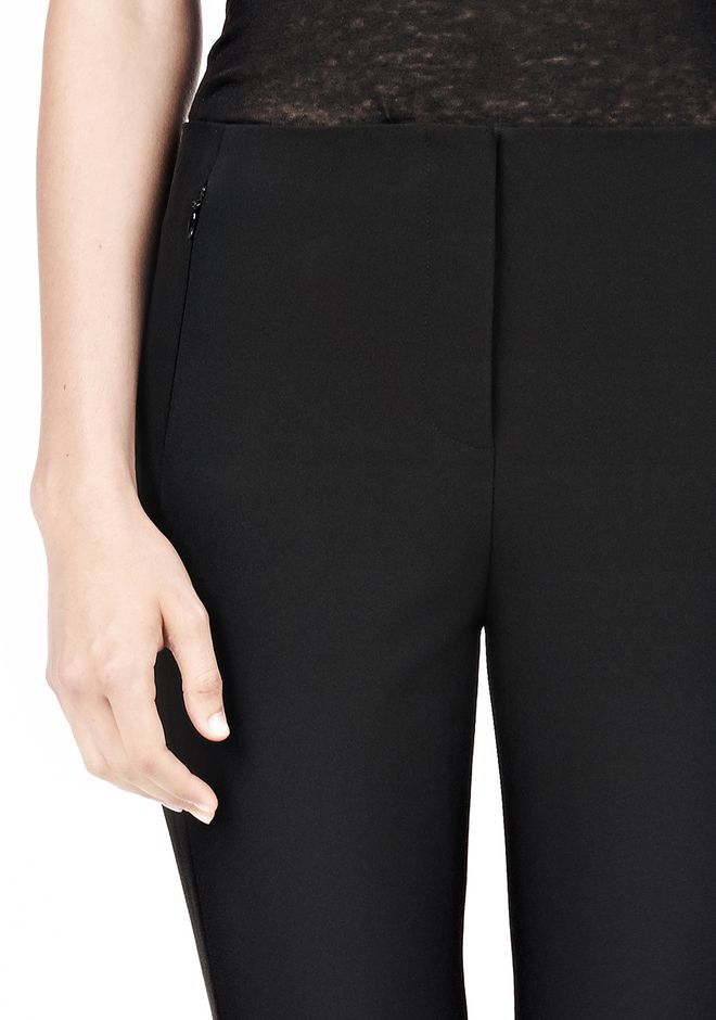 TECH SUITING SKINNY PANTS