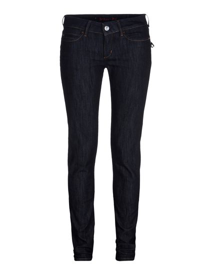 Low rise slim jeans