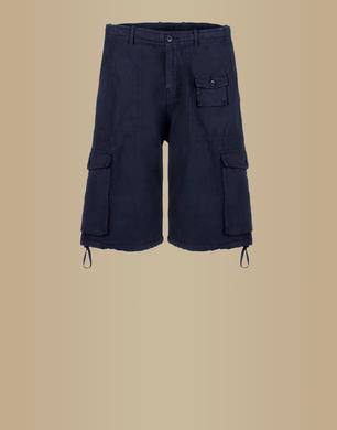 TRU TRUSSARDI - Bermuda shorts