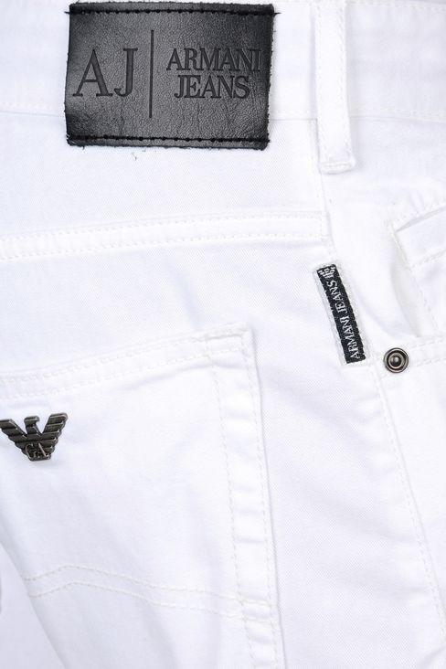 get new classic sale retailer bermuda armani homme,Armani Jeans Bermuda Droit en Coton Uni ...