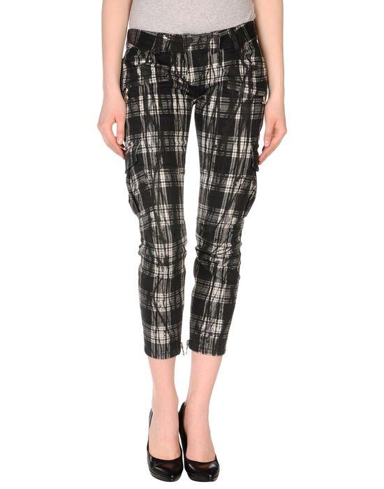BALMAIN Джинсовые брюки-капри