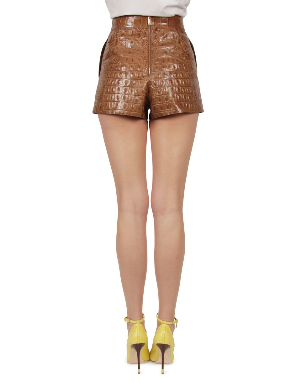 lady cocco 50's hot pant pants Woman Dsquared2