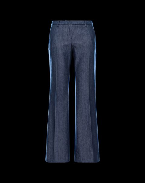 MONCLER Women - Spring-Summer 14 - PANTS - Jeans -