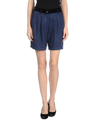 Foto FORTE-FORTE Shorts jeans donna