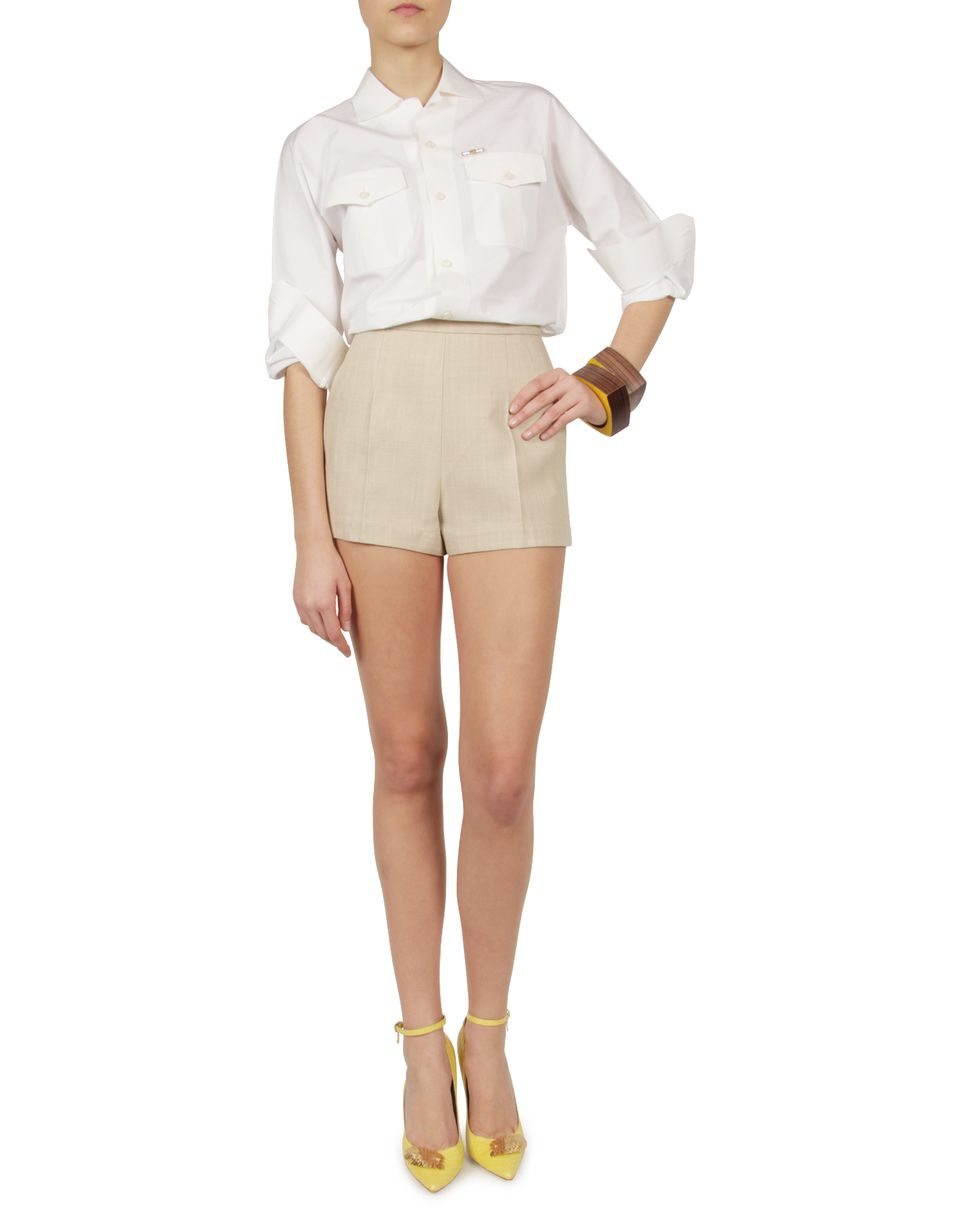 deanna simple shorts pants Woman Dsquared2