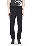 ALEXANDER WANG DRESS TROUSER WITH COIN POCKET DETAIL PANTS Adult 8_n_d