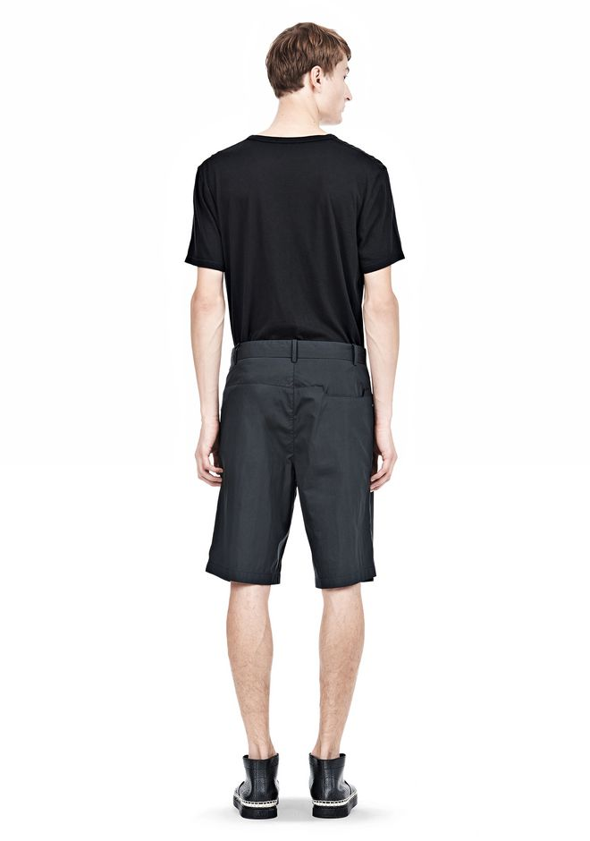 ALEXANDER WANG PLEATED SHORTS SHORTS Adult 12_n_r